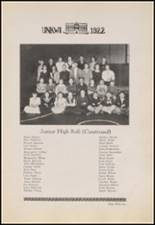 1922 Copan High School Yearbook Page 54 & 55