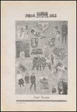 1922 Copan High School Yearbook Page 90 & 91