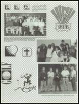 2000 Oak Hill Academy Yearbook Page 66 & 67