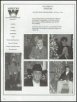 2000 Oak Hill Academy Yearbook Page 116 & 117