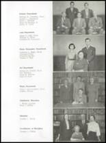 1952 Medford High School Yearbook Page 12 & 13