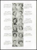 1952 Medford High School Yearbook Page 22 & 23