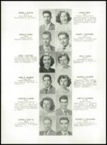 1952 Medford High School Yearbook Page 24 & 25