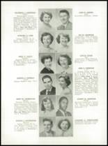 1952 Medford High School Yearbook Page 26 & 27