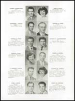 1952 Medford High School Yearbook Page 28 & 29