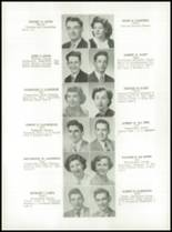 1952 Medford High School Yearbook Page 30 & 31