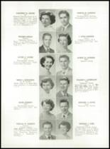 1952 Medford High School Yearbook Page 32 & 33