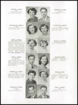 1952 Medford High School Yearbook Page 44 & 45
