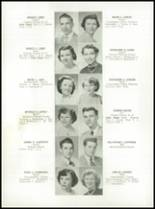 1952 Medford High School Yearbook Page 46 & 47