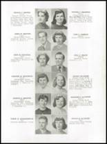 1952 Medford High School Yearbook Page 48 & 49