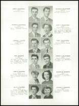 1952 Medford High School Yearbook Page 50 & 51
