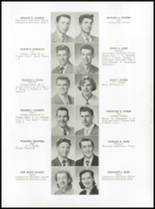 1952 Medford High School Yearbook Page 58 & 59