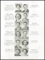 1952 Medford High School Yearbook Page 62 & 63
