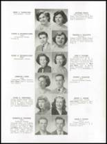 1952 Medford High School Yearbook Page 64 & 65