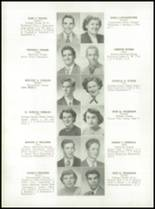 1952 Medford High School Yearbook Page 66 & 67