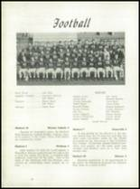 1952 Medford High School Yearbook Page 86 & 87