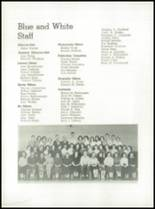 1952 Medford High School Yearbook Page 100 & 101