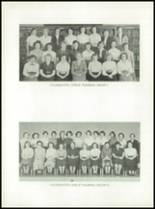 1952 Medford High School Yearbook Page 120 & 121