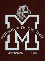 1985 Yearbook Morton High School