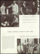1953 Sanger High School Yearbook Page 16 & 17