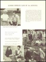 1953 Sanger High School Yearbook Page 24 & 25