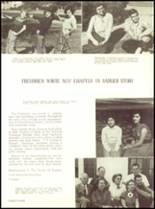 1953 Sanger High School Yearbook Page 34 & 35