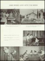 1953 Sanger High School Yearbook Page 36 & 37