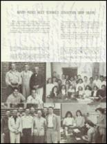 1953 Sanger High School Yearbook Page 46 & 47