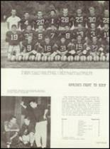 1953 Sanger High School Yearbook Page 50 & 51