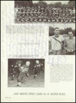 1953 Sanger High School Yearbook Page 52 & 53