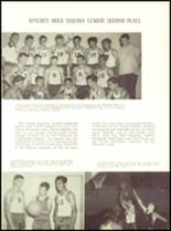 1953 Sanger High School Yearbook Page 54 & 55