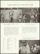 1953 Sanger High School Yearbook Page 56 & 57