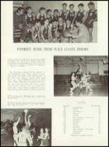 1953 Sanger High School Yearbook Page 58 & 59
