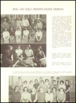 1953 Sanger High School Yearbook Page 68 & 69