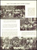 1953 Sanger High School Yearbook Page 70 & 71