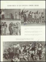 1953 Sanger High School Yearbook Page 90 & 91
