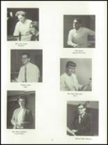 1968 Red Jacket Central High School Yearbook Page 14 & 15