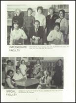 1968 Red Jacket Central High School Yearbook Page 20 & 21