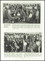 1968 Red Jacket Central High School Yearbook Page 32 & 33