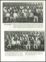 1968 Red Jacket Central High School Yearbook Page 34 & 35