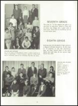 1968 Red Jacket Central High School Yearbook Page 36 & 37