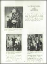 1968 Red Jacket Central High School Yearbook Page 38 & 39