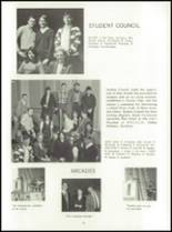 1968 Red Jacket Central High School Yearbook Page 40 & 41