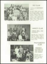 1968 Red Jacket Central High School Yearbook Page 42 & 43