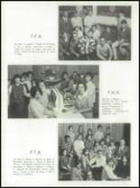 1968 Red Jacket Central High School Yearbook Page 44 & 45
