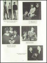 1968 Red Jacket Central High School Yearbook Page 46 & 47