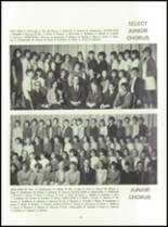 1968 Red Jacket Central High School Yearbook Page 50 & 51