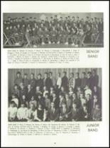 1968 Red Jacket Central High School Yearbook Page 52 & 53
