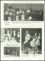 1968 Red Jacket Central High School Yearbook Page 54 & 55