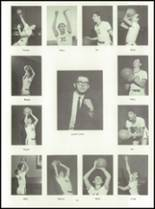 1968 Red Jacket Central High School Yearbook Page 58 & 59